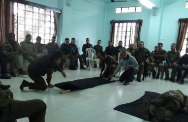 Training of Police Officials, DDMA