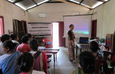 Awareness Programm on Disaster Management, DDMA