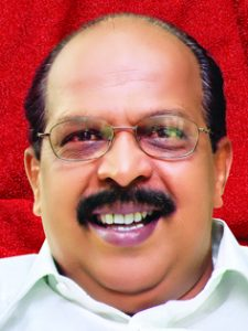 Sri.G Sudhakaran, Minister for Public Works and Registration