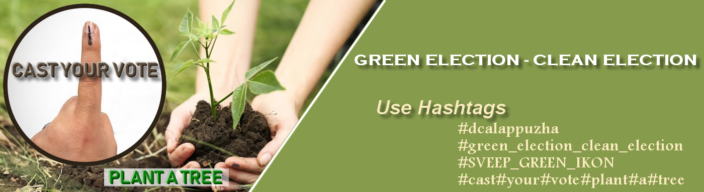Green Election - Clean Election