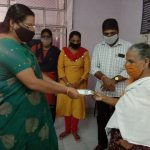 Mask giving programs in banks of Mavelikkara taluk 2020