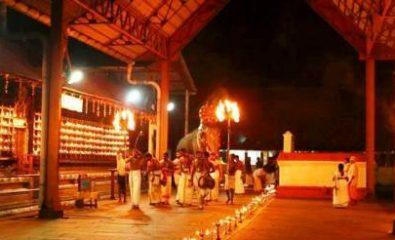 അമ്പലപ്പുഴ ശ്രീകൃഷ്ണസ്വാമി ക്ഷേത്രം - വിളക്ക്
