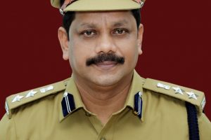 District Police Chief Sh. S Surendran IPS