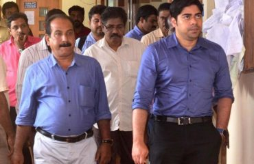 District Collector Visting collectorate