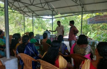 SVEEP programme at Chennam Pallippuram
