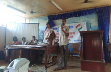 SVEEP Programme at Thycattussery Block Panchayat Hall 2019