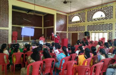 SVEEP program at Chennithala Thriperuthura Panchayath-Chegannur LAC