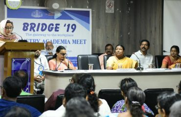 Collector inagurated BRIDGE-19 at District Planning office-2019