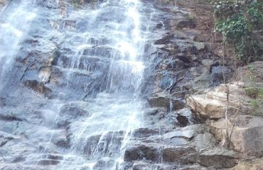 Maludah waterfall