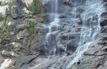 Maludah Waterfall View