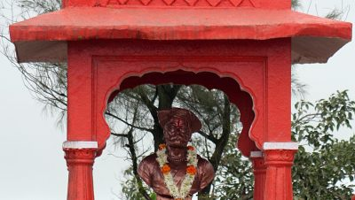 Statue - Tanaji Malusare