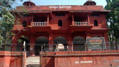 Lal Mahal Shiva Srushti